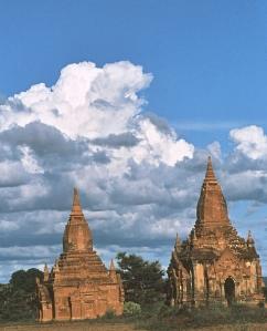2 pagode Bagan