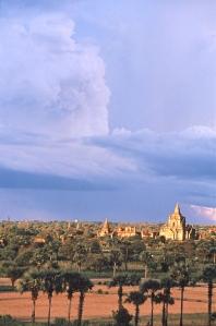 Bagan dopo temporale