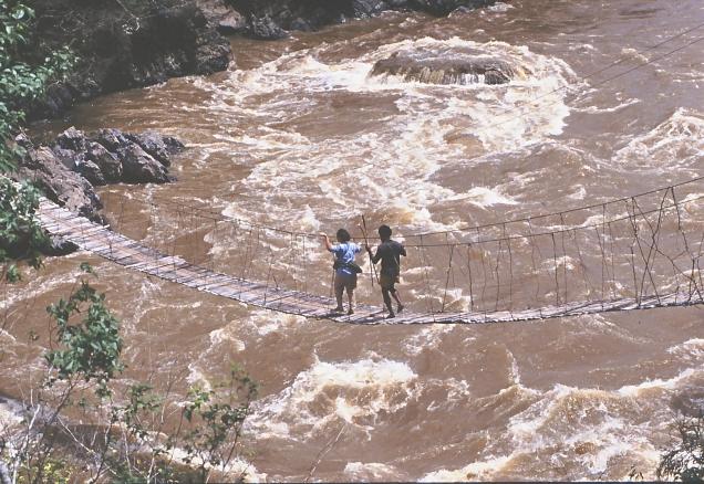 io ponte tibetano
