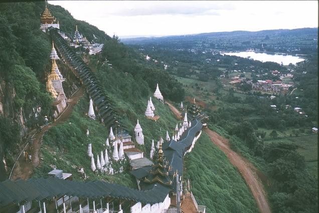 montagna Popa
