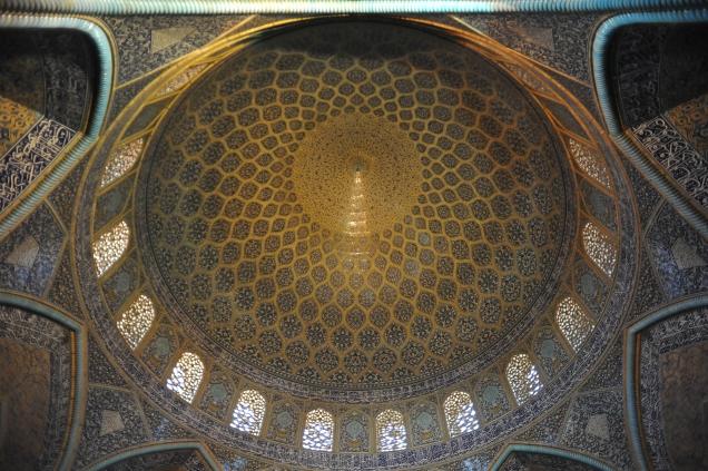 Isfahan cupola