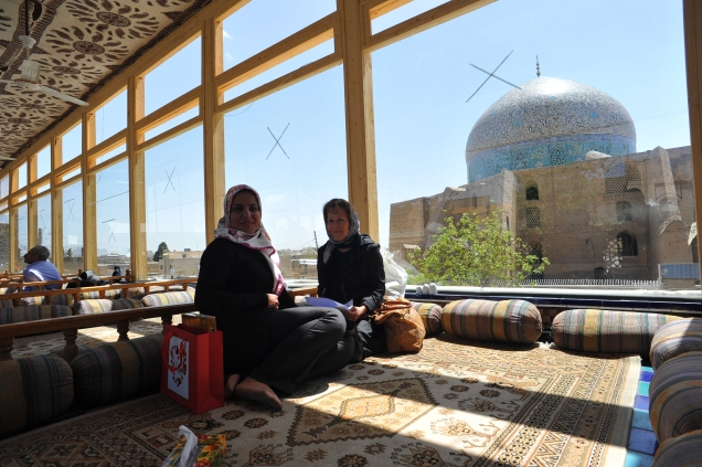 Isfahan Rest. 1