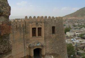 khorram abad castle
