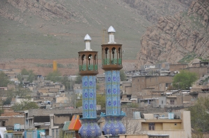 Khorramabad minareti