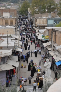 Khorramabad strada