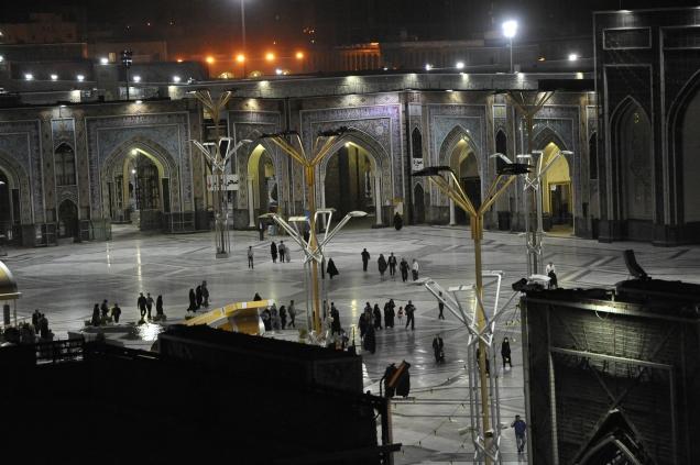 Mashhad night 3