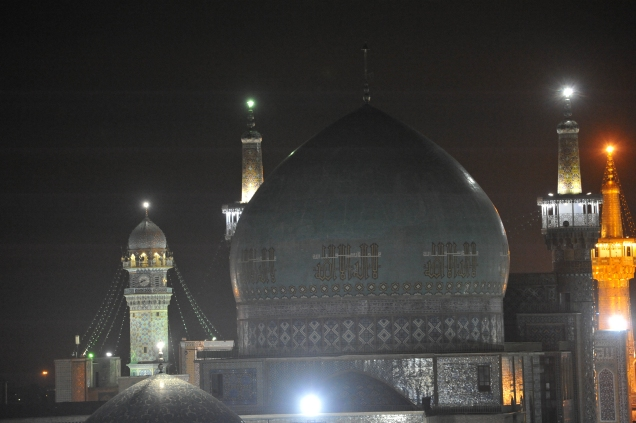 Mashhad night 6
