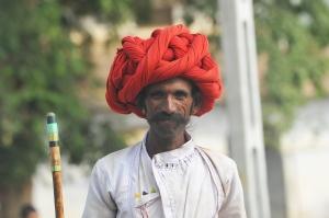 Rabari man