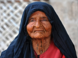 Gujarat oldest woman