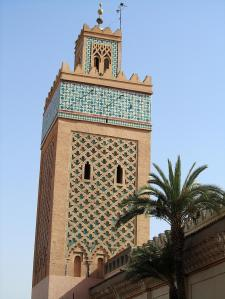 Marrakech mosque Morocco july 2012  025